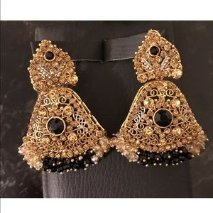 Jewelry - New without tags Bollywood Earrings